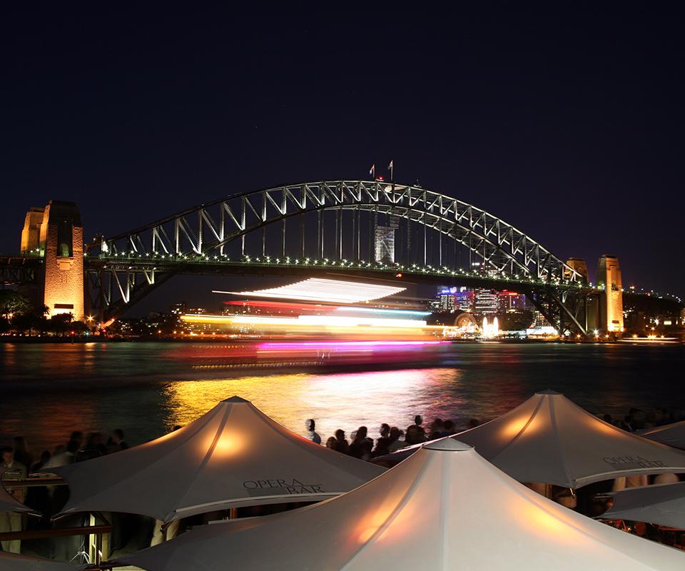 シドニーのナイトクラブ