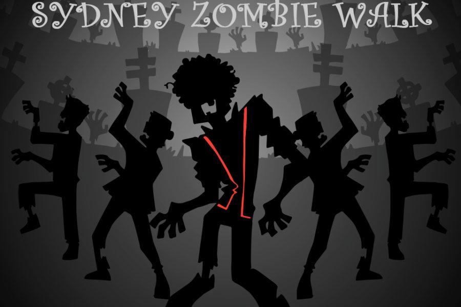 今年もシドニーがゾンビだらけ!?「Sydney Zombie Walk (シドニーゾンビウォーク)」
