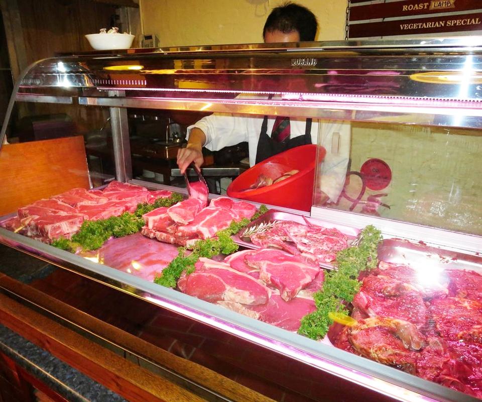 美味しいお肉が食べれるお店