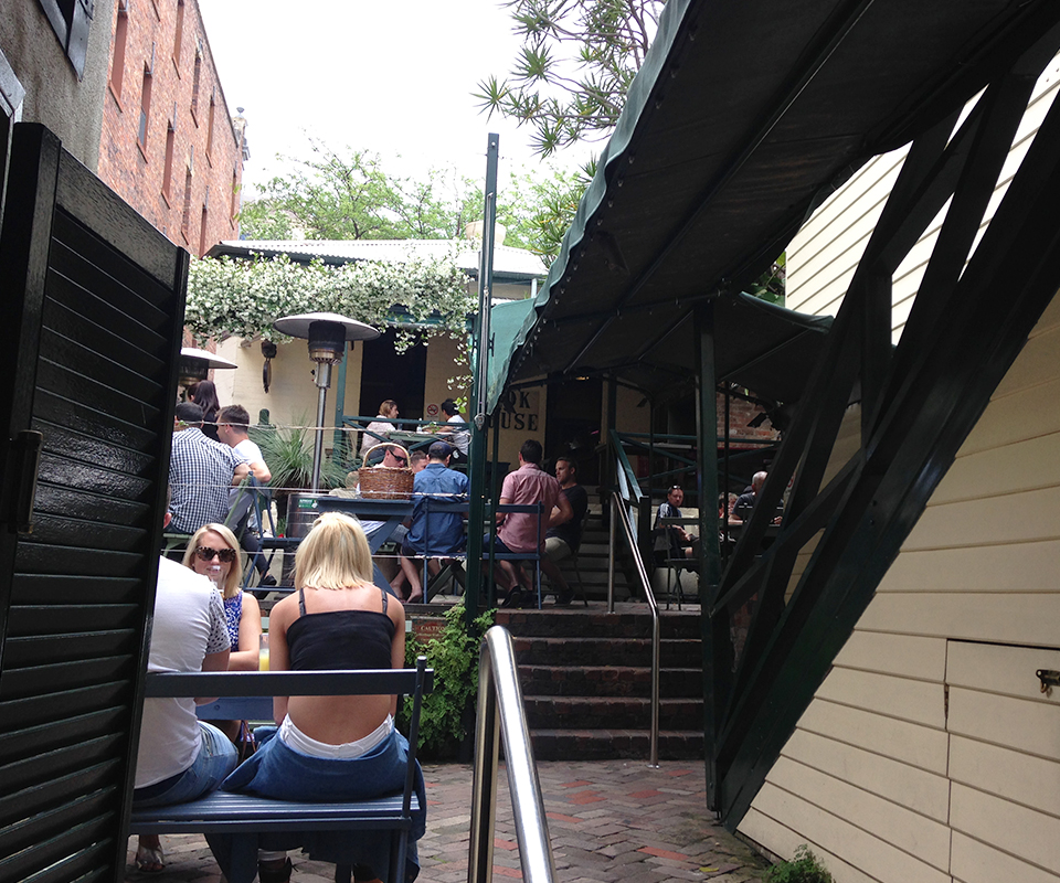 シドニーのバーベキューが美味しいお店