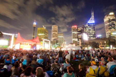 芸術の祭典 シドニー・フェスティバル(SYDNEY FESTIVAL 2016)