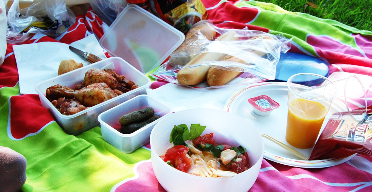 シドニーのピクニックのスポット