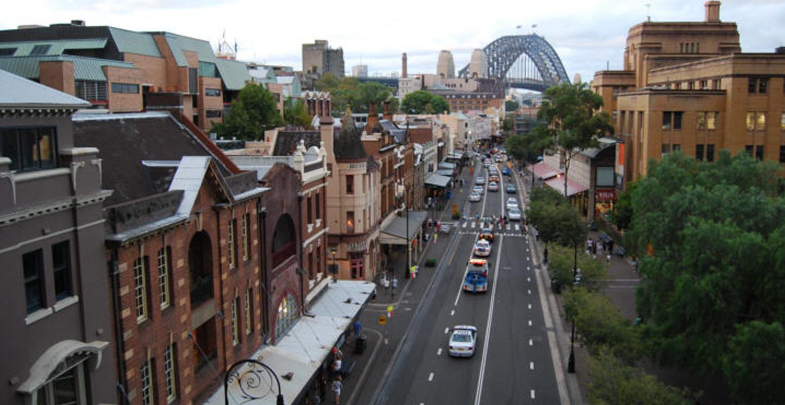 シドニー市内周辺で楽しむ