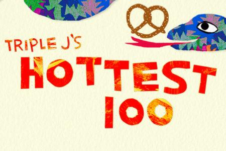 オーストラリアで 2015 に流行った音楽 TOP100!