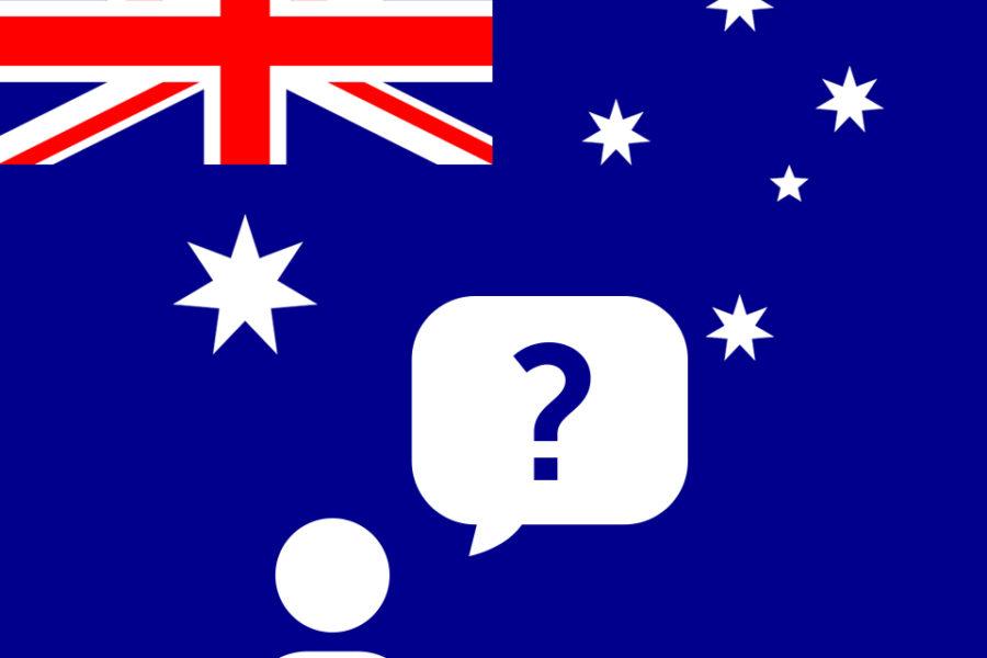 意外と知らない?オーストラリアの国旗の由来と意味