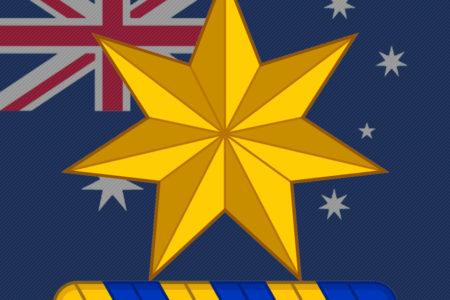 オーストラリア国旗のコモンウェルス・スターって知ってる?
