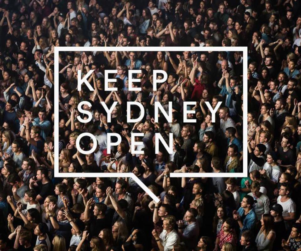 シドニー デモ 法律