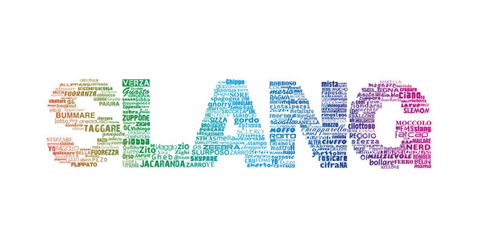 スラングの意味、語源