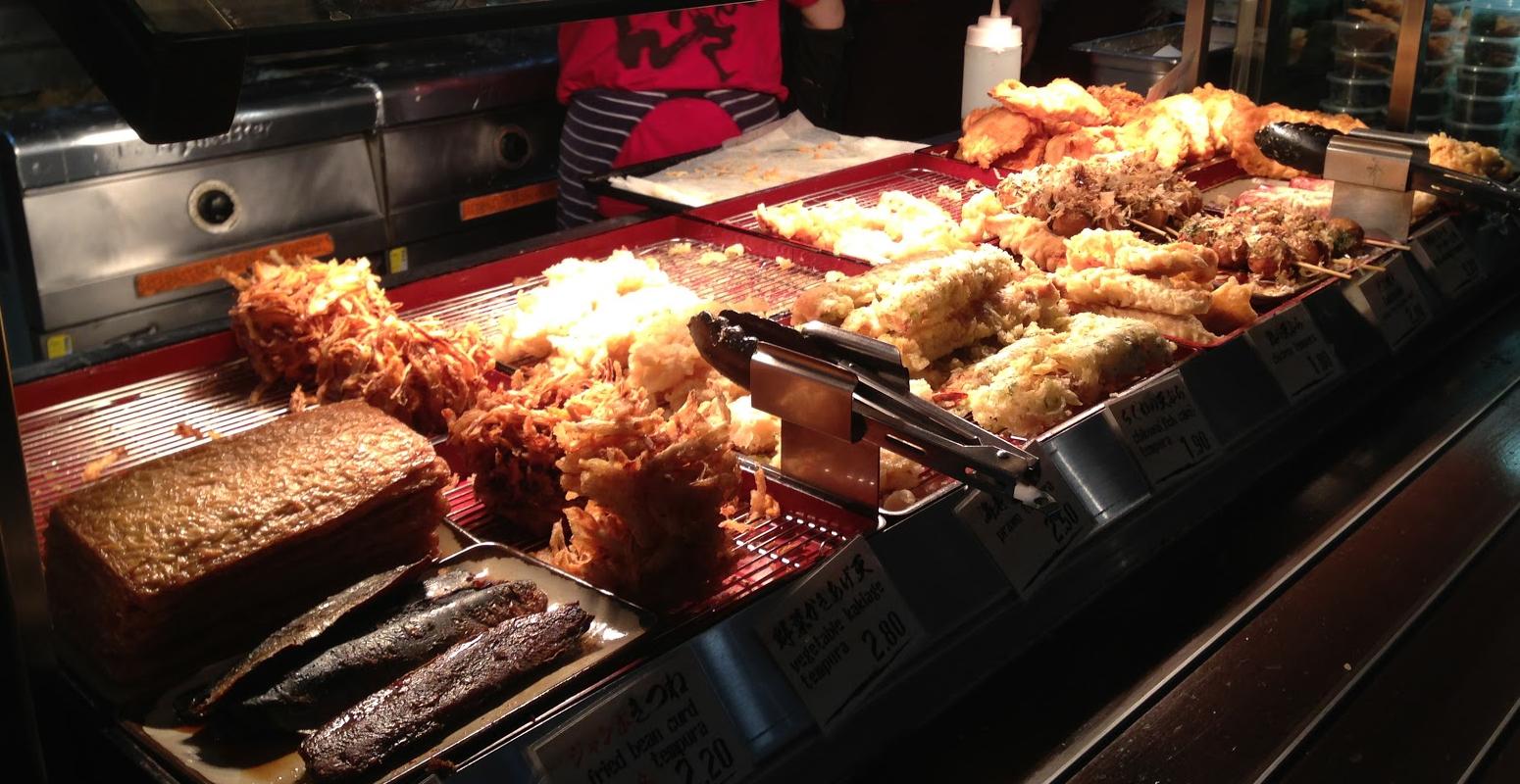 天ぷら シドニー まっぺん