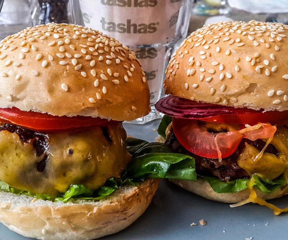 ハンバーガー メルボルン