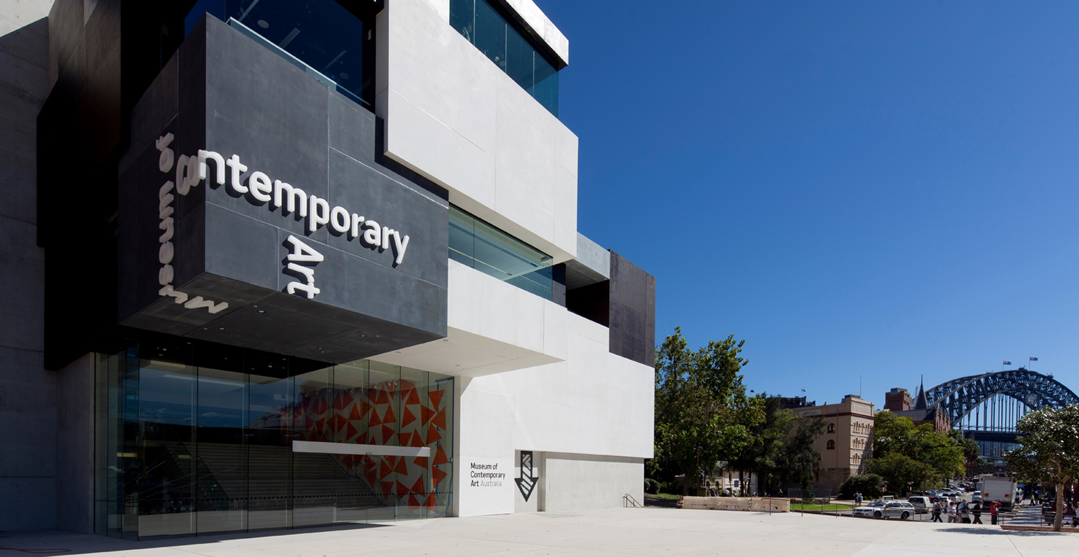 Museum of Contemporary Art Australia (アート)