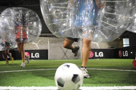 サッカー バブル