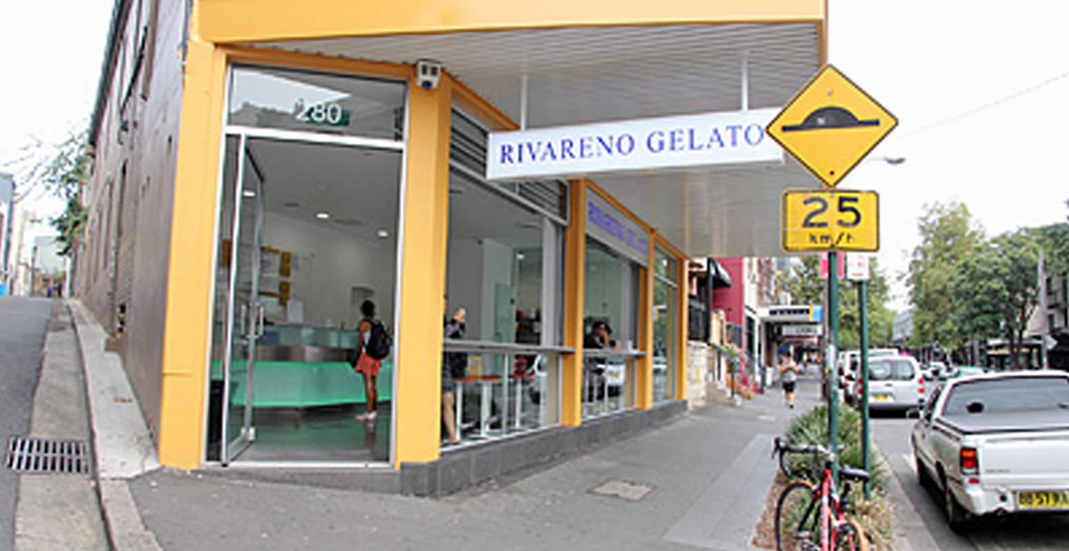 イタリアン RivaReno 外観