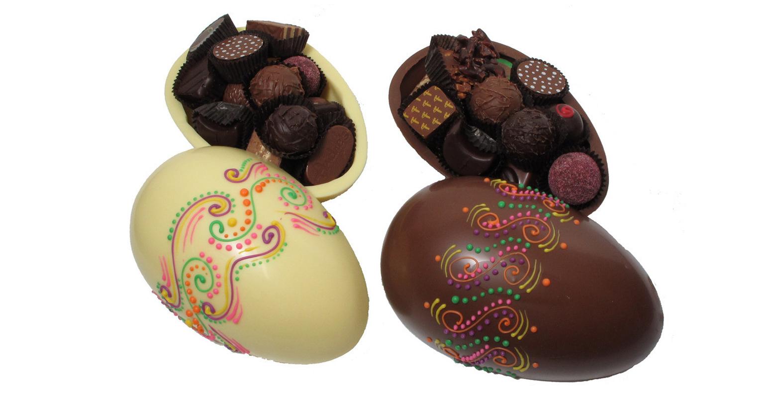 チョコレート エッグ