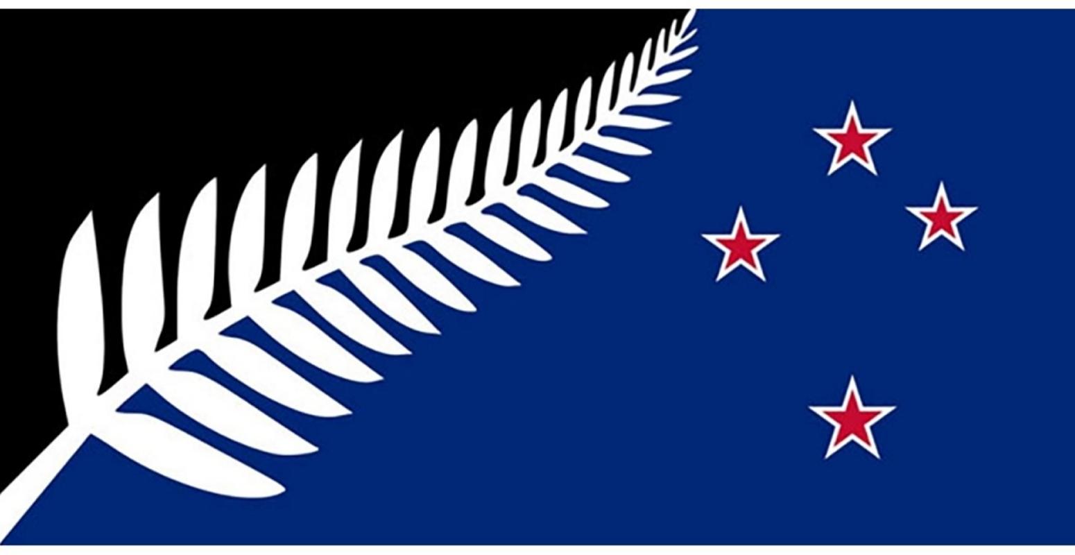 ニュージーランド 国旗 新しい