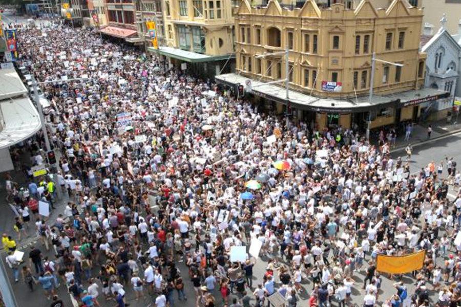 今後のシドニーはどうなる? Lockout Law の抗議文の受付がもうすぐ終了