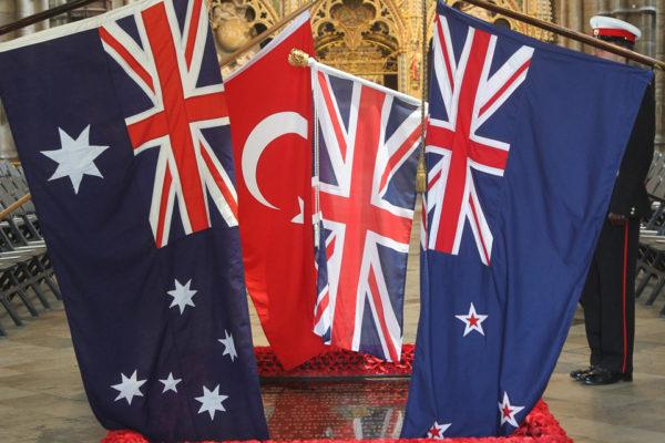 アンザックデー オーストラリア ニュージーランド