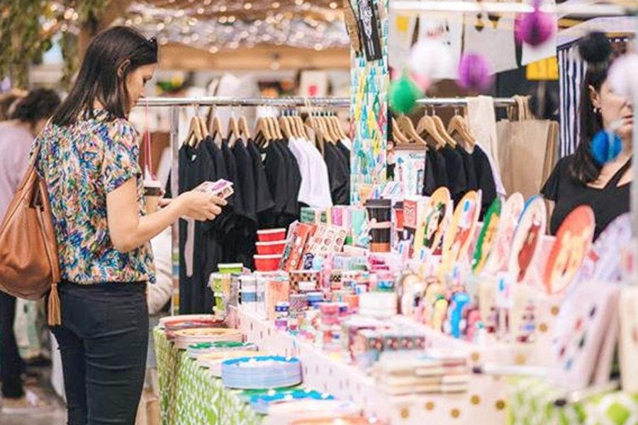 オーストラリア各地で行なわれる、新しいデザイナーが集まる巨大なマーケット