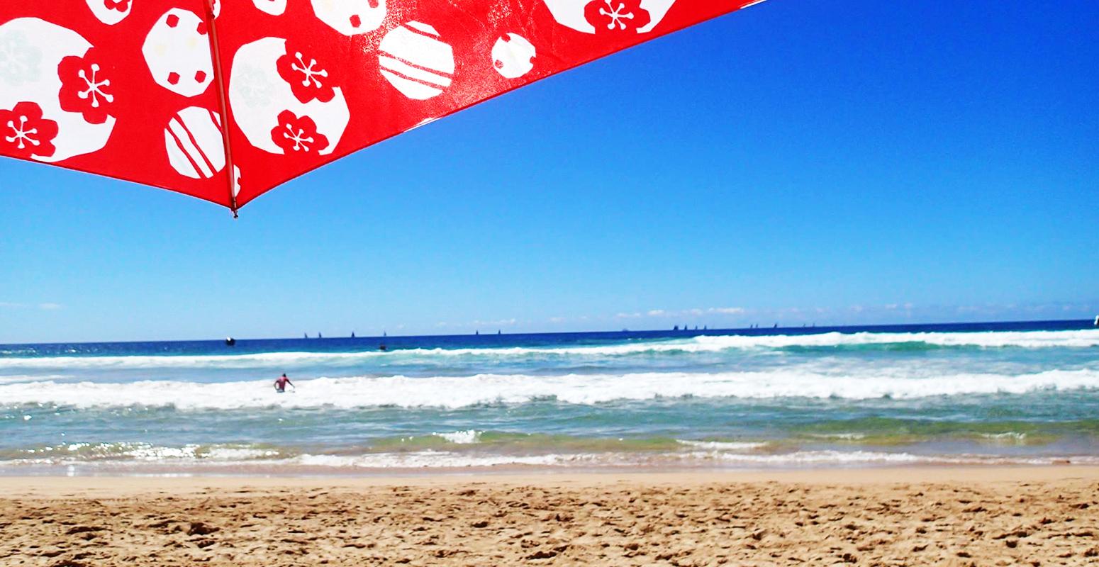 傘 気候 オーストラリア