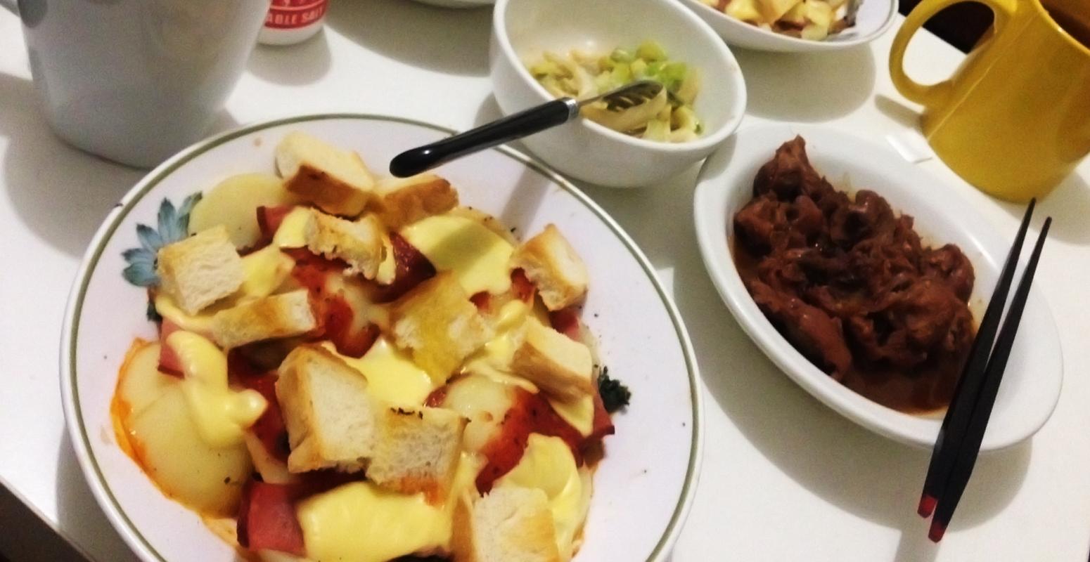 グラタン ポテト 料理