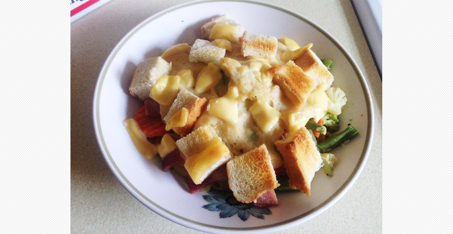 グラタン マカロニ 料理