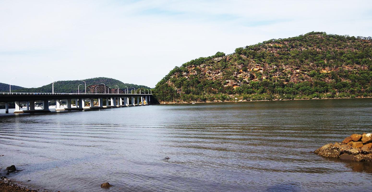 川 自然 シドニー