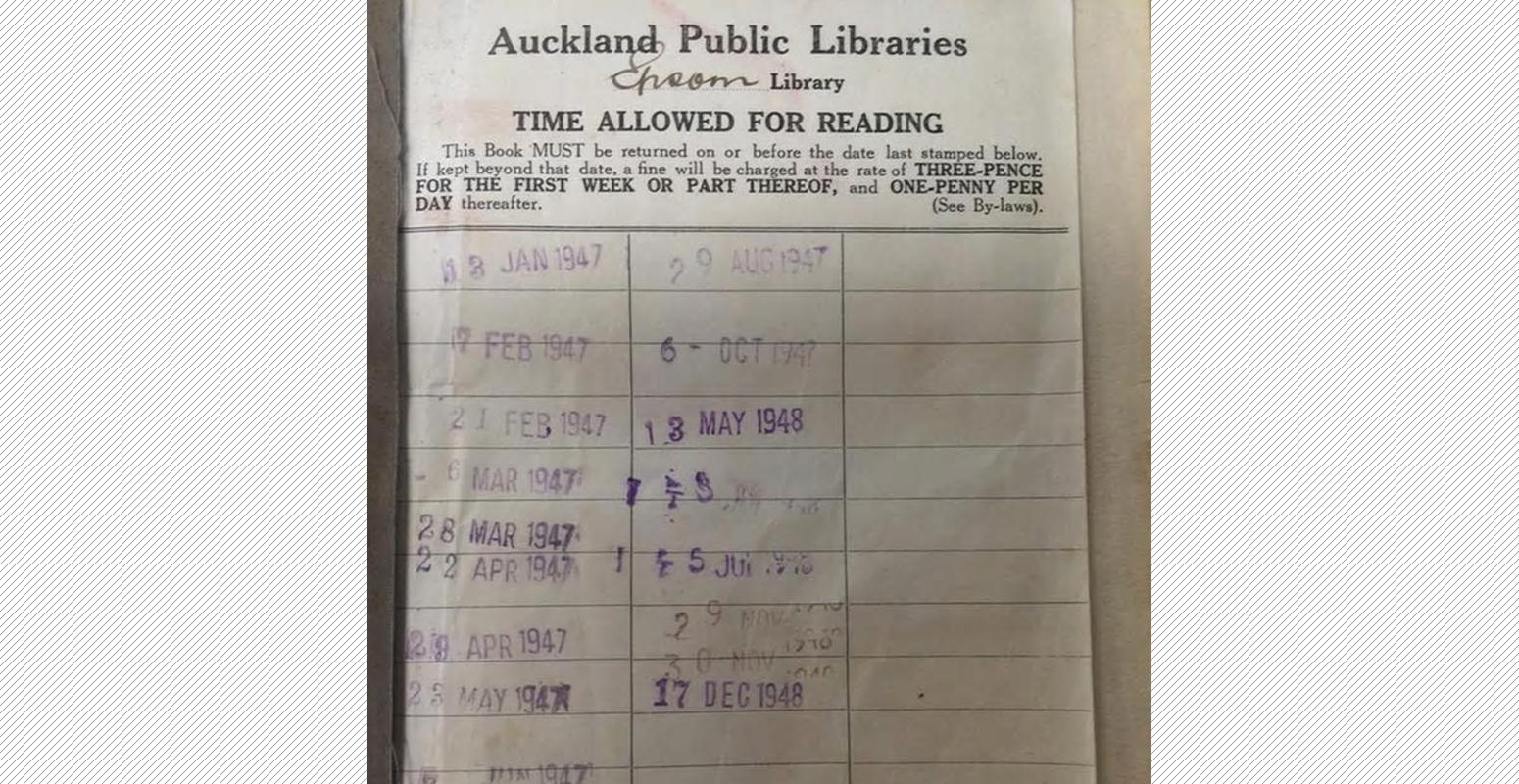 図書館 貸し出し