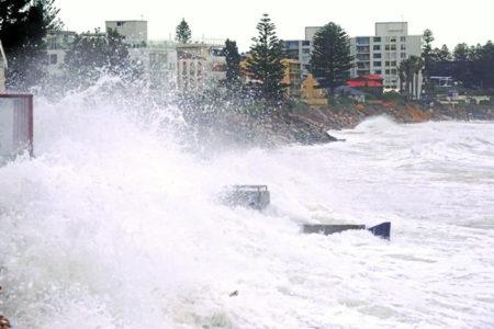 オーストラリア東海岸の最近の天気とこれから