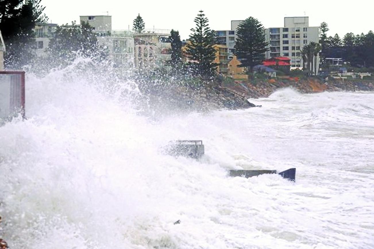 オーストラリア 東海岸 雨 天気