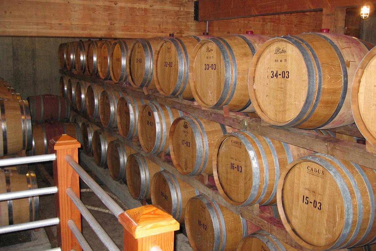 樽 ワイン