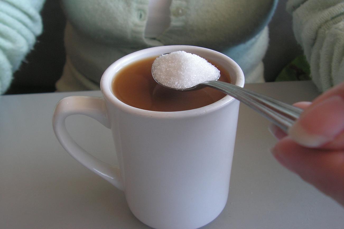 スプーン 砂糖