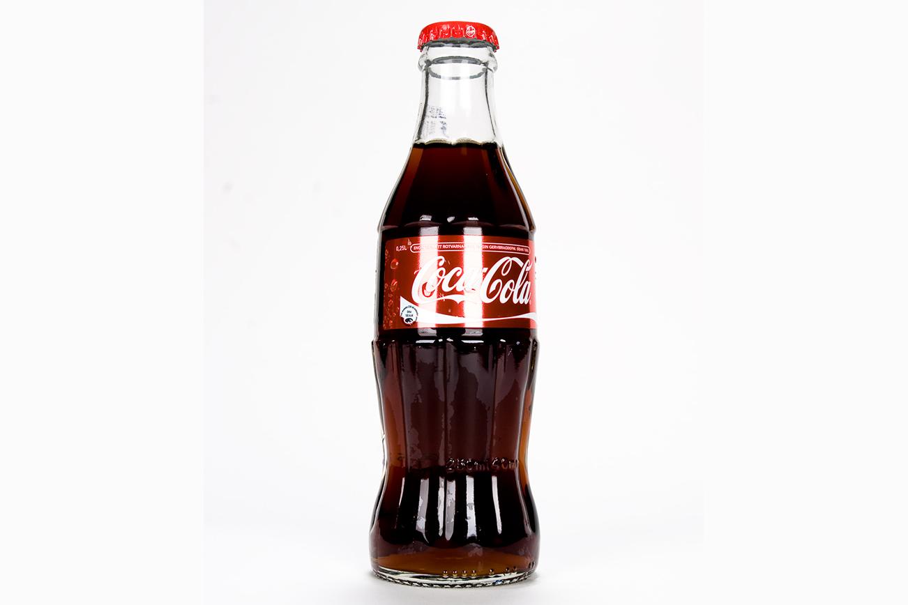 ボトル コーラ