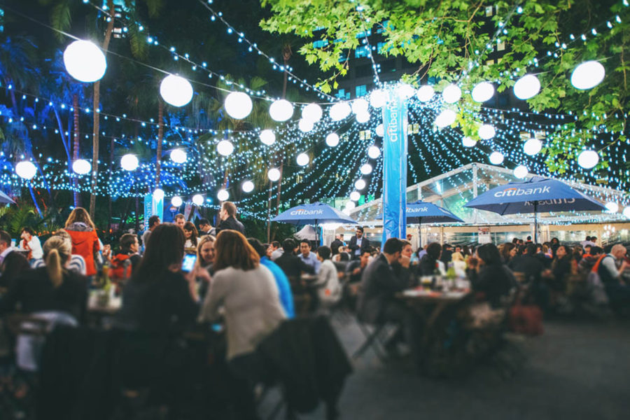 世界各国の麺が楽しめる、ナイトヌードルマーケット 2019