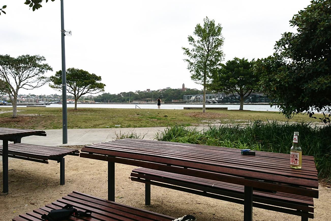 ピアモント 公園