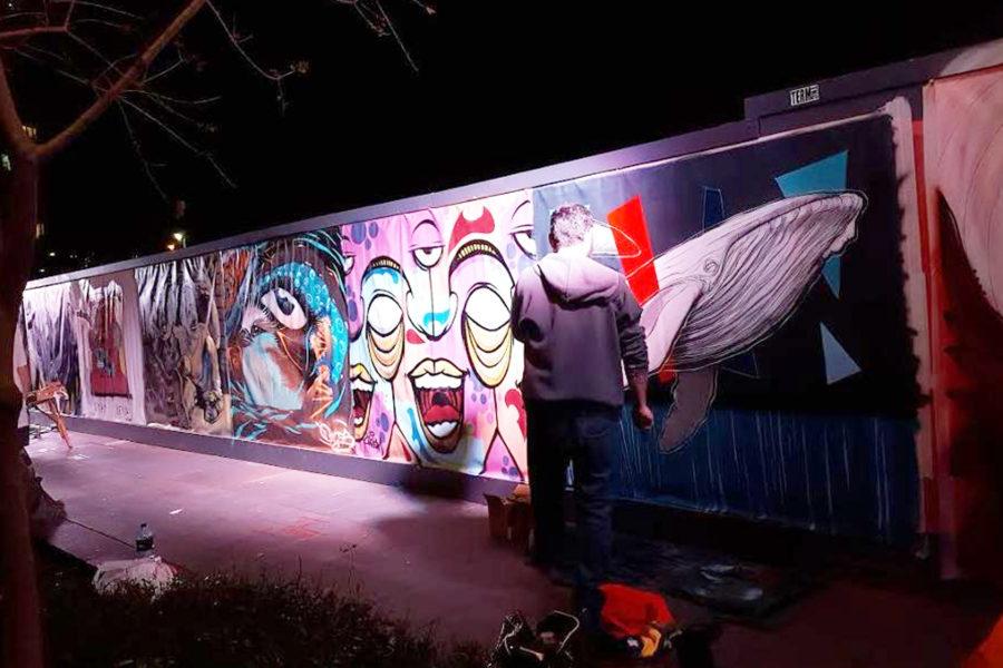 最新のアートが集まるイベント「BEAMS Arts Festival」に行って来ました!