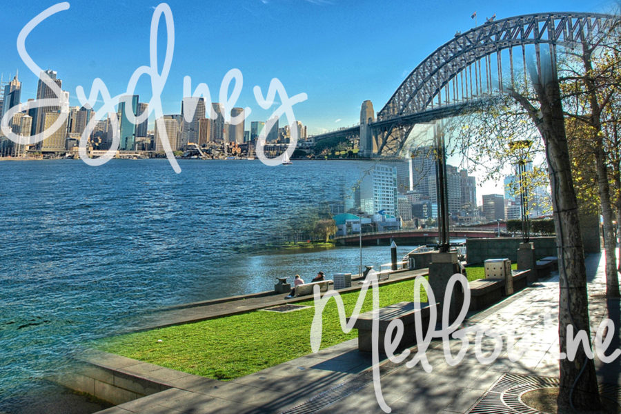 シドニーとメルボルンが世界で14番目と15番目の都市にランクイン!