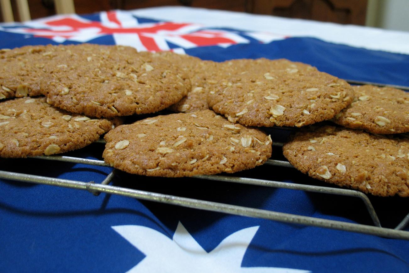 オーストラリアのビスケット、家庭の味