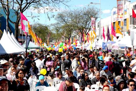 シドニーのムーンフェスティバル