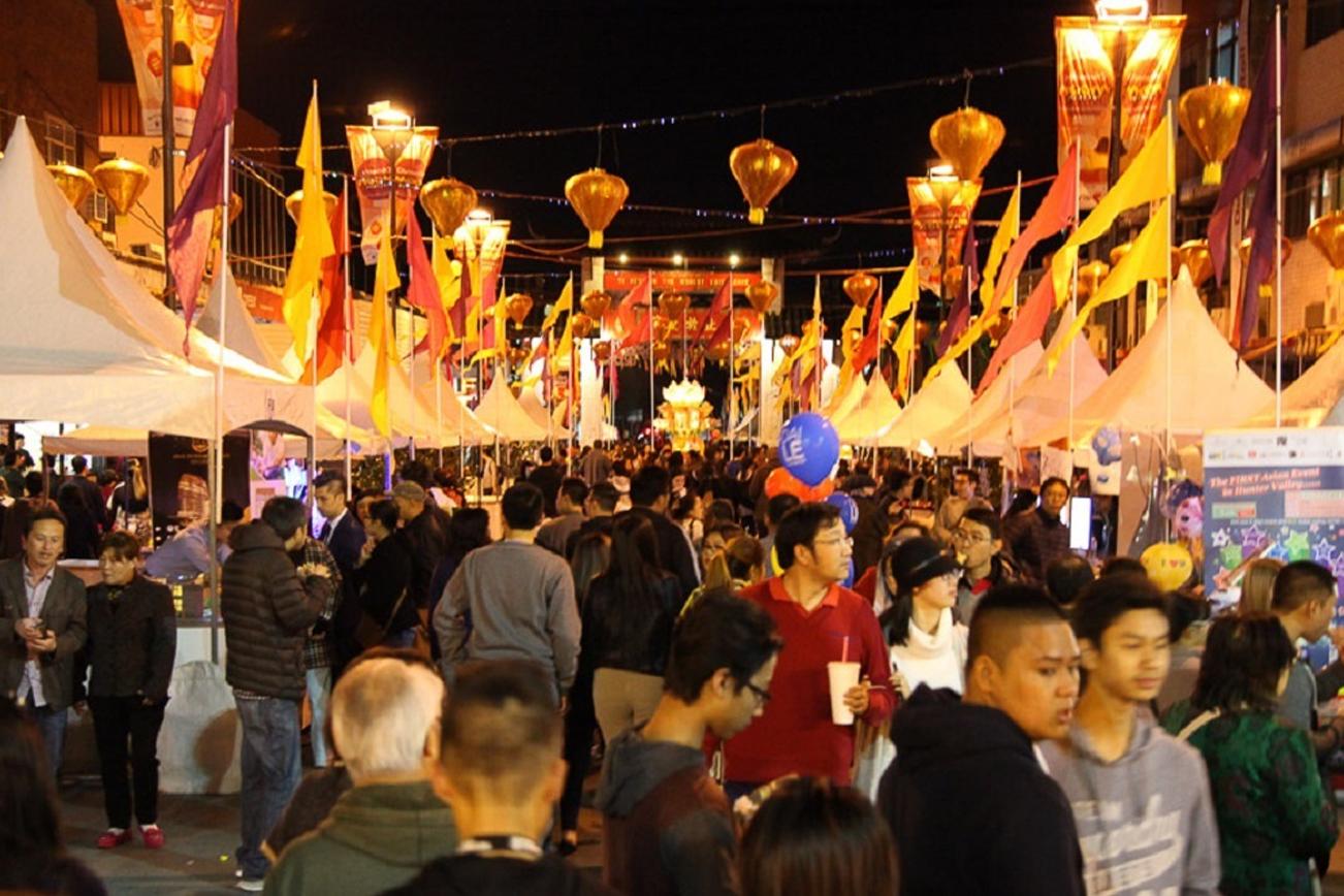 カブラマッタ、ムーンフェスティバルの夜