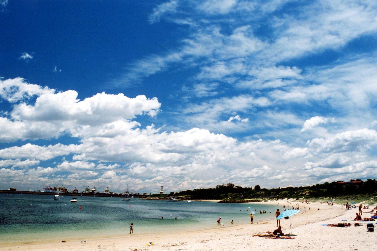 シドニー、メルボルンの夏
