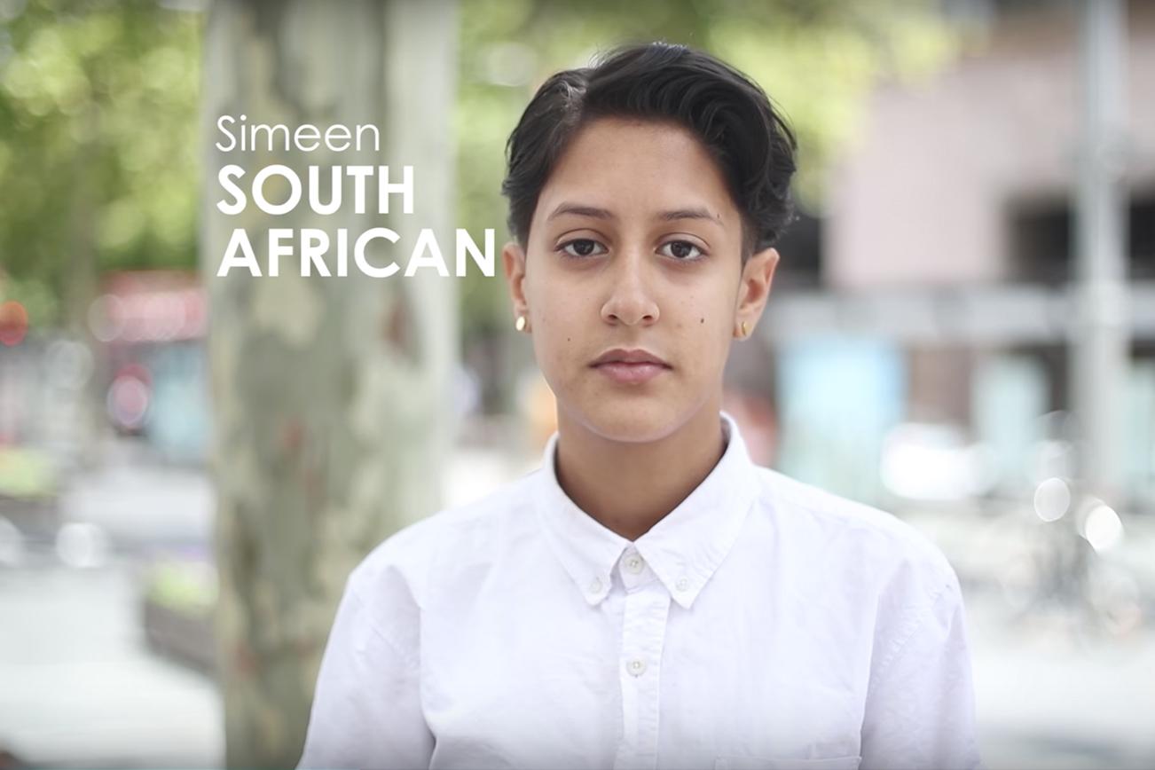 南アフリカ系オーストラリア人