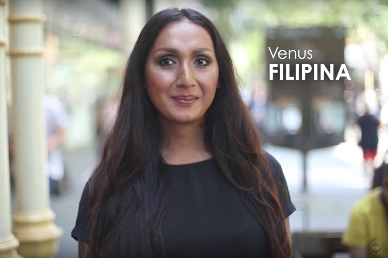 フィリピン系オーストラリア人