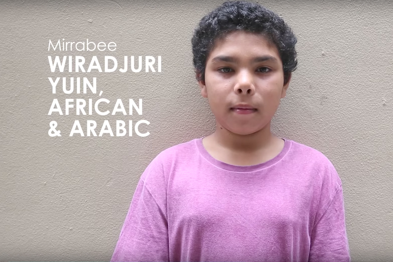アボリジニー、アフリカ人、アラブ人
