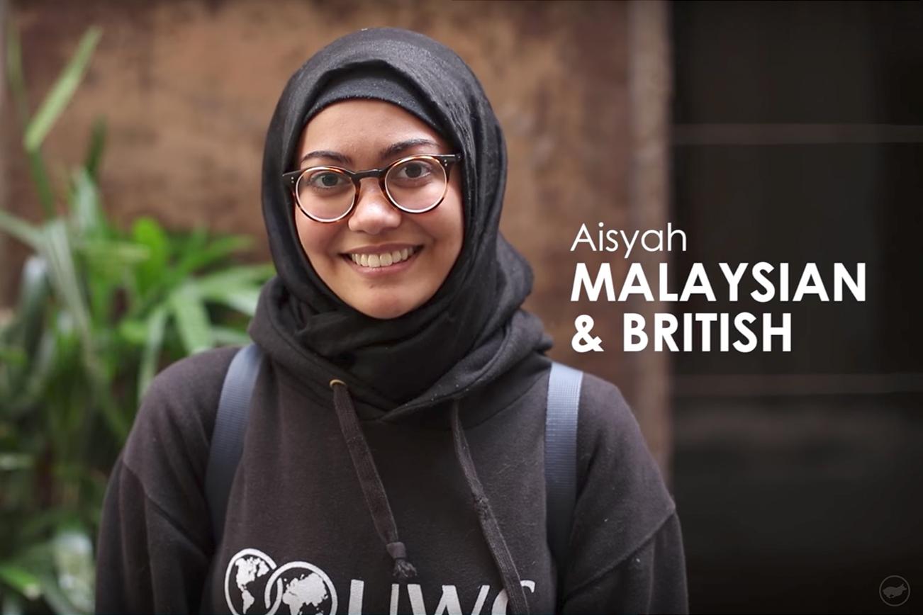 マレーシア人、イギリス人