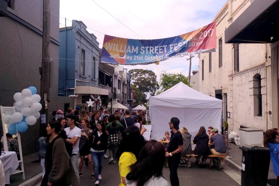 William Street Market に行って来ました!