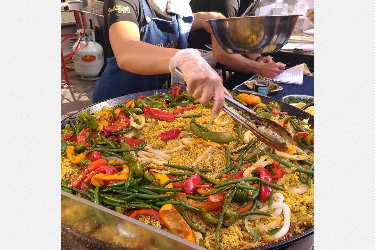 シドニーのマーケットの食べ物、フード