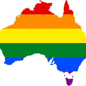 LGBT同性愛の結婚を認める