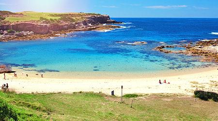 人混みのビーチに疲れた方へのシドニーおすすめスポット ~Little Bay Beach~