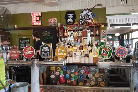 今日行ったパブ ~Sydney Pub 探訪紀 Vol 2 THE ERKO~
