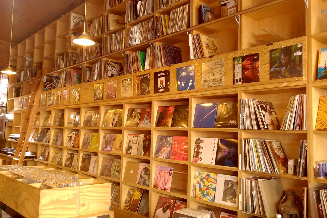 今人気のレコード